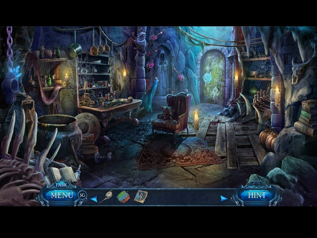 Love Chronicles: Death's Embrace Collector's Edition Screenshot