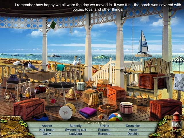 Love Story: The Beach Cottage Screenshot