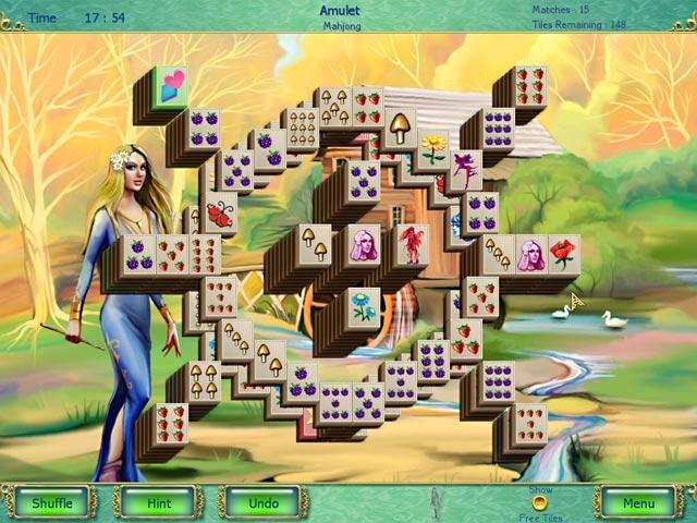 Love's Power Mahjong Screenshot