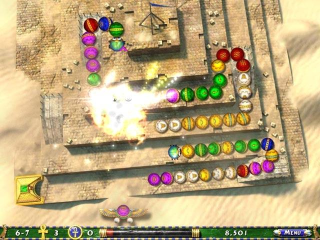 Luxor 2 Screenshot