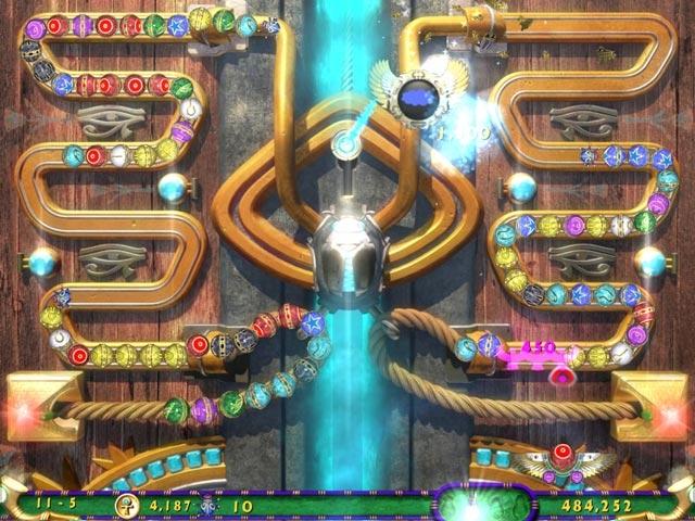 Luxor 3 Screenshot
