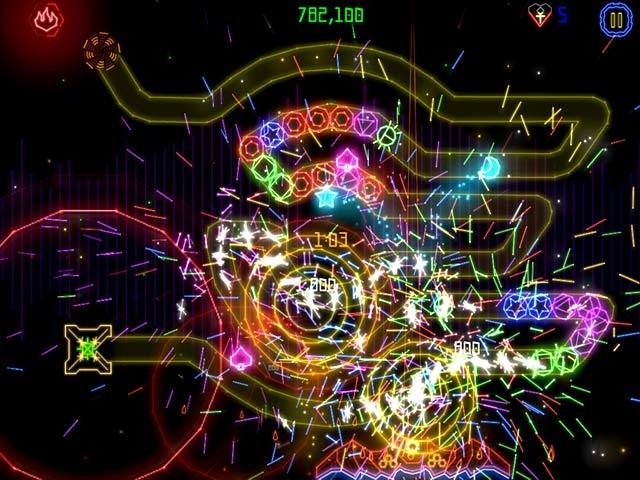 Luxor Evolved Screenshot