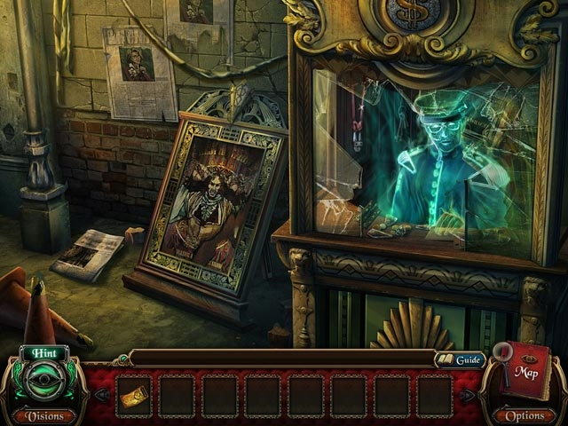 Macabre Mysteries: Curse of the Nightingale Collector's Edition Screenshot