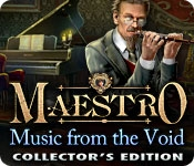 Maestro: Music from the Void Collector's Edition