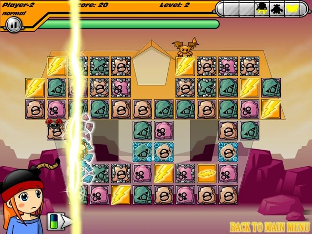 Magic Blast Screenshot
