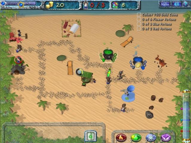 Magic Cauldron Chaos Screenshot