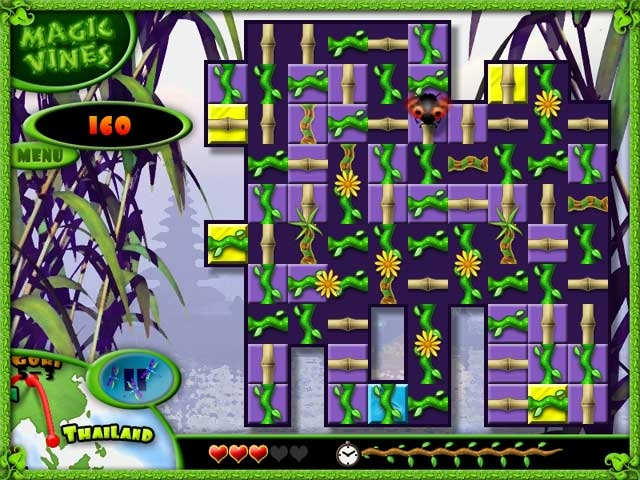 Magic Vines Screenshot