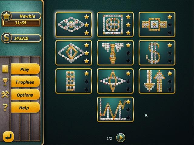Mahjong Business Style Screenshot
