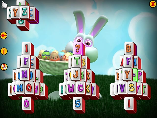 Mahjong Easter Screenshot