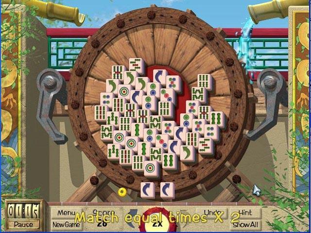 Mahjong Garden To Go Screenshot