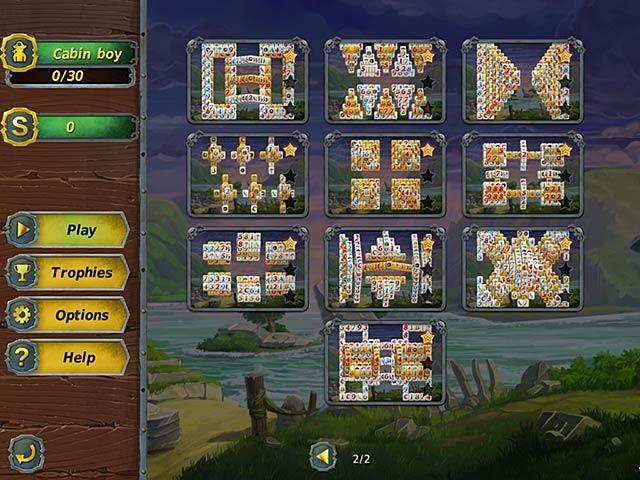 Mahjong Gold Screenshot