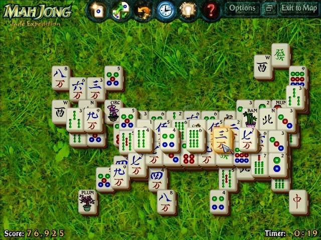 MahJong Jade Expedition Screenshot