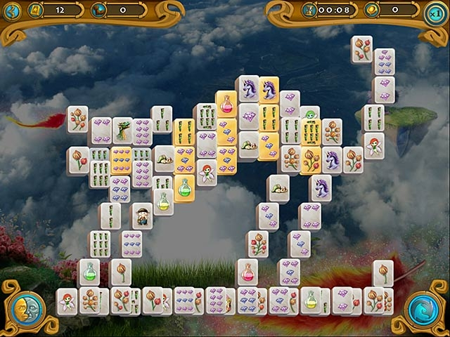 Mahjong Magic Journey Screenshot