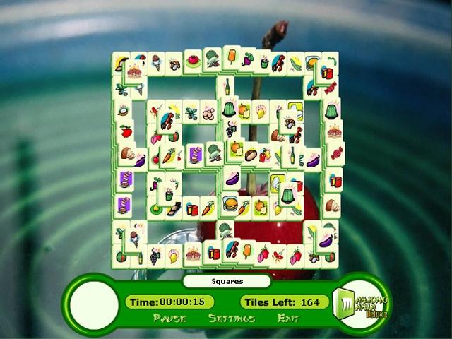 Mahjong Mania Screenshot