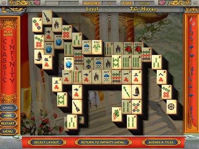 Mahjong Tales: Ancient Wisdom Screenshot