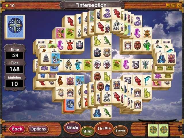 Mahjong Towers Eternity Screenshot