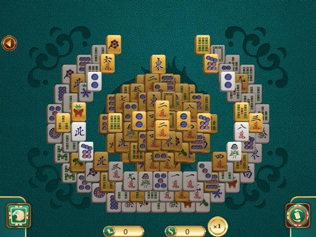 Mahjong World Contest 2 Screenshot