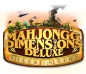 Mahjongg Dimensions Deluxe: Tiles in Time