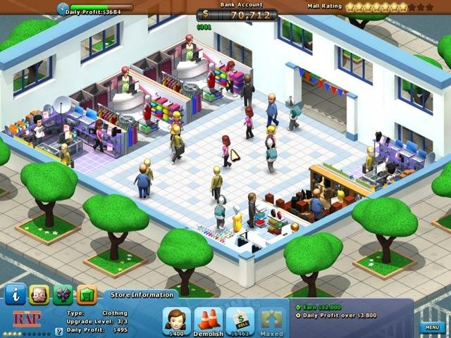 Mall-a-Palooza Screenshot