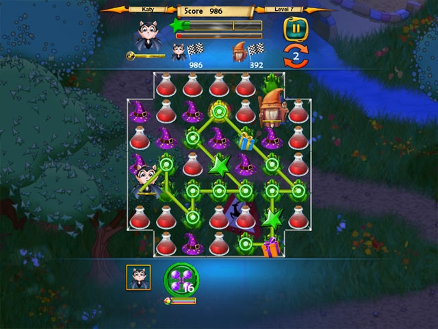 Mana Crusher Screenshot