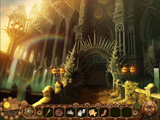 Margrave: The Blacksmith's Daughter Collector's Edition Screenshot