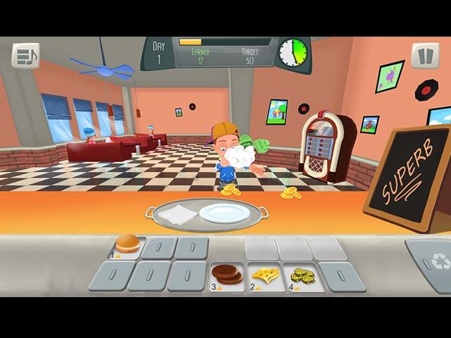 Math Burger Screenshot