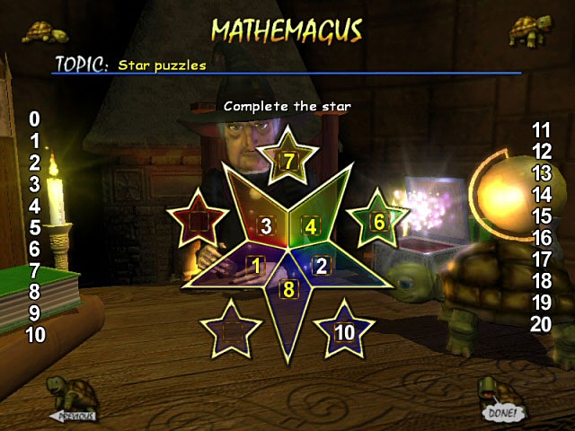 Mathemagus Screenshot