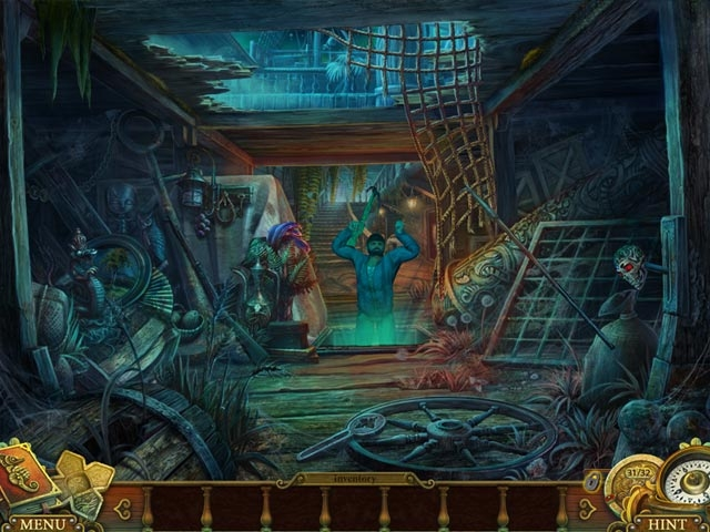 Mayan Prophecies: Ship of Spirits Collector's Edition Screenshot