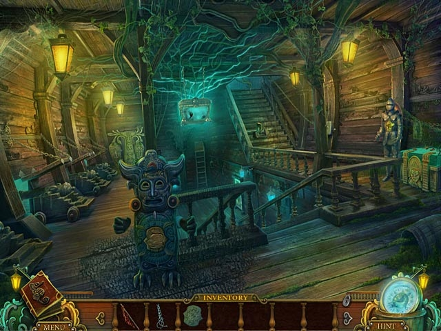 Mayan Prophecies: Ship of Spirits Screenshot