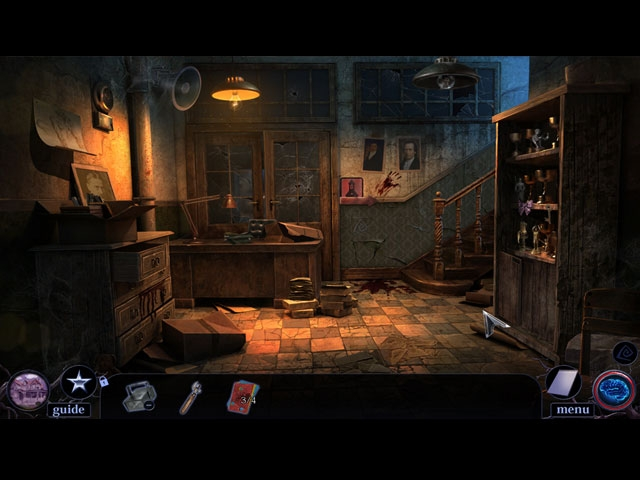 Maze: Nightmare Realm Collector's Edition Screenshot