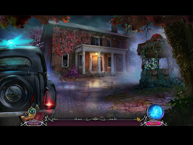 Medium Detective: Fright from the Past Collector's Edition Screenshot