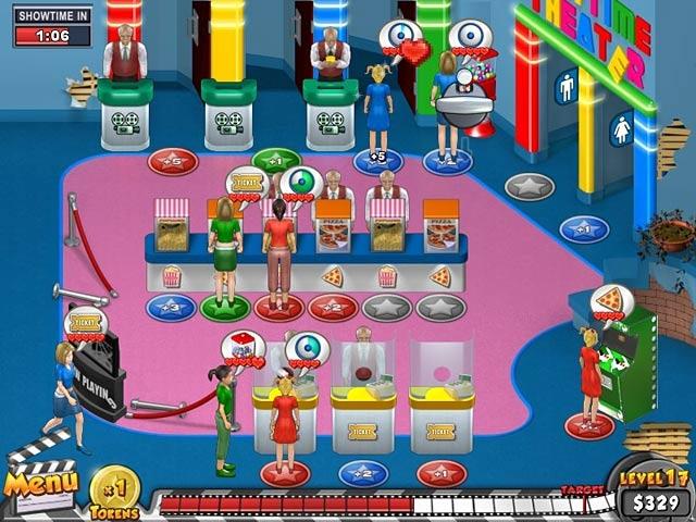 Megaplex Madness: Now Playing Screenshot