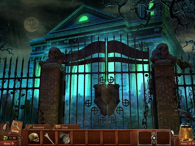 Midnight Mysteries 3: Devil on the Mississippi Screenshot
