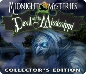 Midnight Mysteries: Devil on the Mississippi Collector's Edition