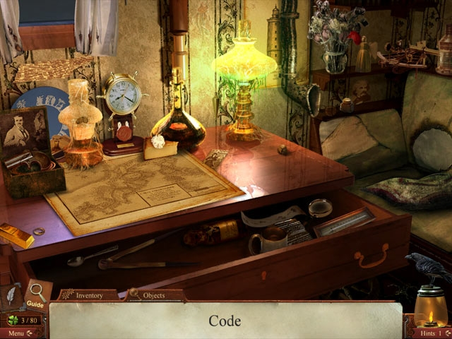 Midnight Mysteries: Devil on the Mississippi Collector's Edition Screenshot
