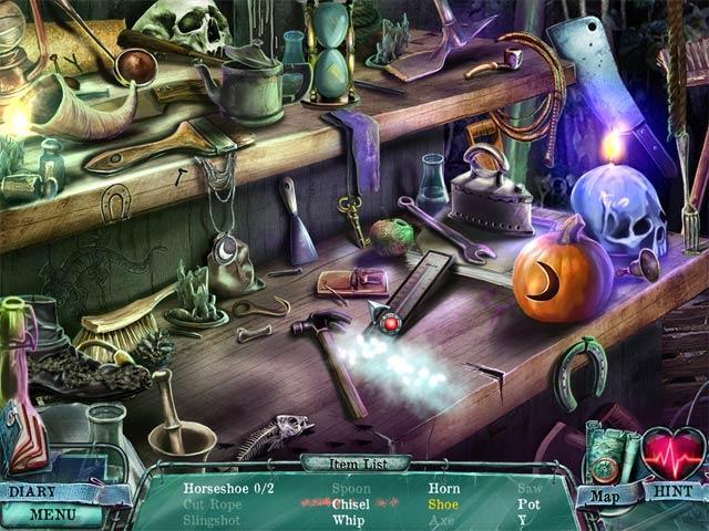 Mind Snares: Alice's Journey Screenshot