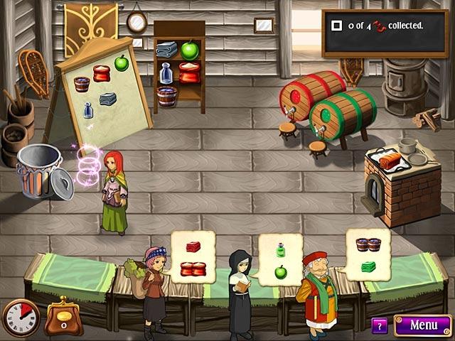 Miriel's Enchanted Mystery Screenshot