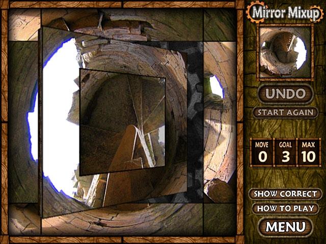 Mirror Mixup Screenshot