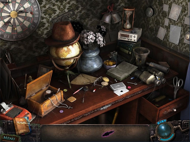 The Missing: A Search and Rescue Mystery Collector's Edition Screenshot