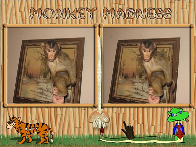 Monkey Mania Screenshot