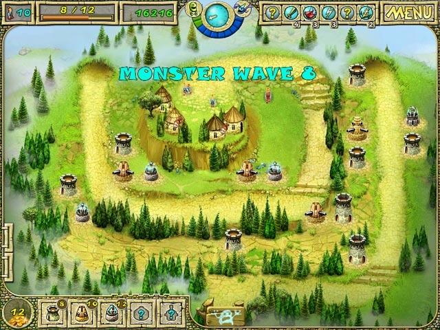 Monster Mash Screenshot
