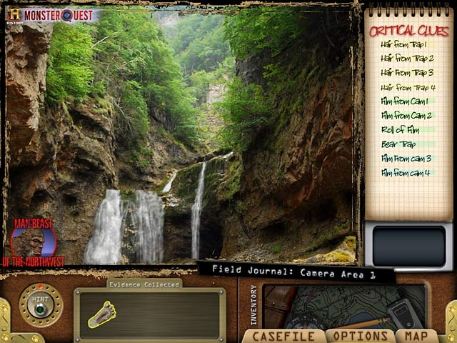 Monster Quest Screenshot