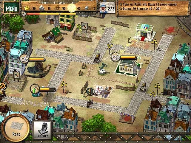 Monument Builder: Eiffel Tower Screenshot