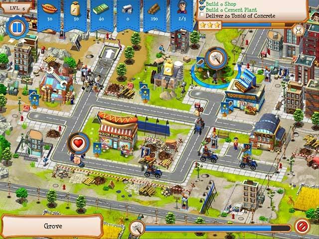 Monument Builder: Empire State Building Screenshot