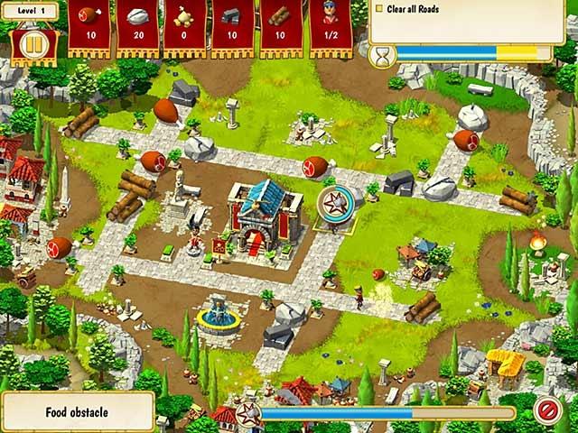 Monument Builders: Colosseum Screenshot
