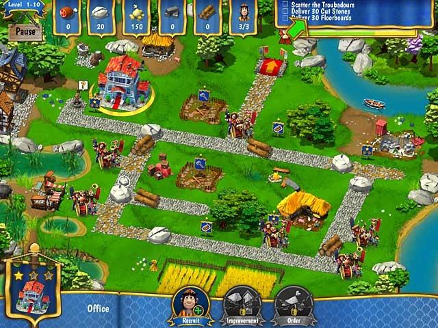 Monument Builders: Notre Dame Screenshot