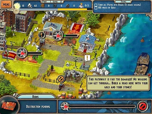 Monument Builders: Statue of Liberty Screenshot