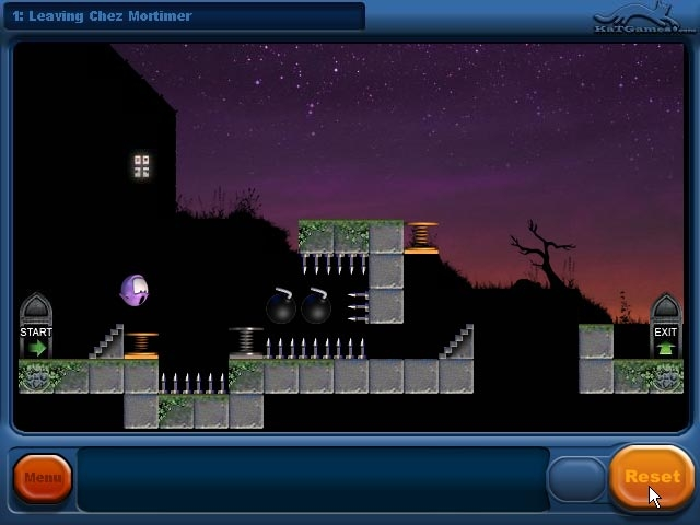 Mortimer and the Enchanted Castle Screenshot