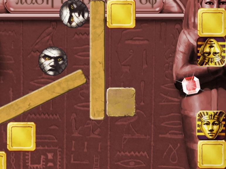 Mummy's Treasure Screenshot
