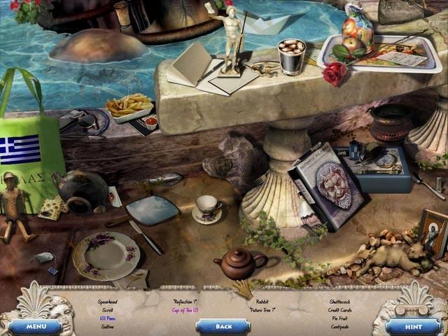 Murder Island: Secret of Tantalus Screenshot
